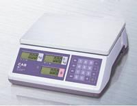 Торговые весы CAS ER JR CB 6