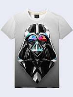 Футболка Darth Vader art
