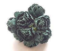 Цветы Пионы Изумрудные 2.5 см диаметр 10 шт/уп