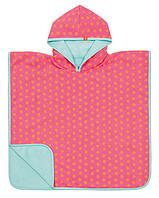 Lassig - Полотенце-пончо, Peach star