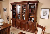 Книжный шкаф 2дв Venetia Lux Simex, фото 1