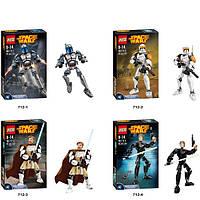 Конструктор «Space Wars» 712-1-2-3-4 Bionicle
