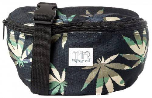 Интересная сумка на пояс 2 л. Harvard Spiral 4003 микс