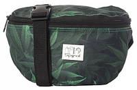 Хорошая сумка на пояс 2 л. Harvard Spiral 4010 зеленый