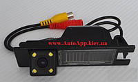 Камера заднего вида SONY(CCD) OPEL OPEL Astra J Vectra Antara Corsa Zafira Insignia