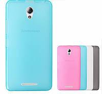TPU силиконовый чехол для Lenovo A5000 IdeaPhone