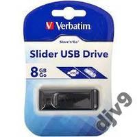 USB флеш накопитель Verbatim 8GB .Доставка 12 грн Укрпочтой!!