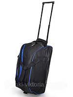 Дорожная сумка на колёсиках среднего размера