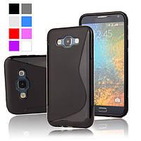 S-line TPU силиконовый чехол Galaxy E5 E500H DS