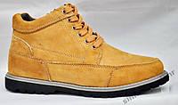 Ботинки малоразмерные 36,37,38,39,40 натуральная кожа - нубук. Patriot 13ZT1073