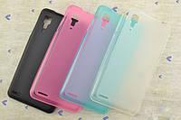 TPU яркий силиконовый чехол Lenovo P780 IdeaPhone