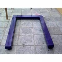 Весы паллетные тензометрические УВК-ПЛ на 300 кг