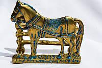 Салфетница,подставка для салфеток! Конь,Лошадь!