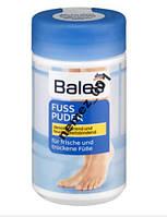 Присыпка для ног. Балеа. Balea. Германия