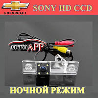Камера заднего вида (CCD Sony) (Chevrolet Epica, Cruze, Captiva, Aveo, Lanos, Lacceti, Spark, Tacuma, Nubira), фото 1