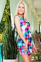 Платье модное летнее Лапка ультра