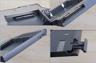 Адаптер optibay 12.7mm для ноутбуков DELL D серии