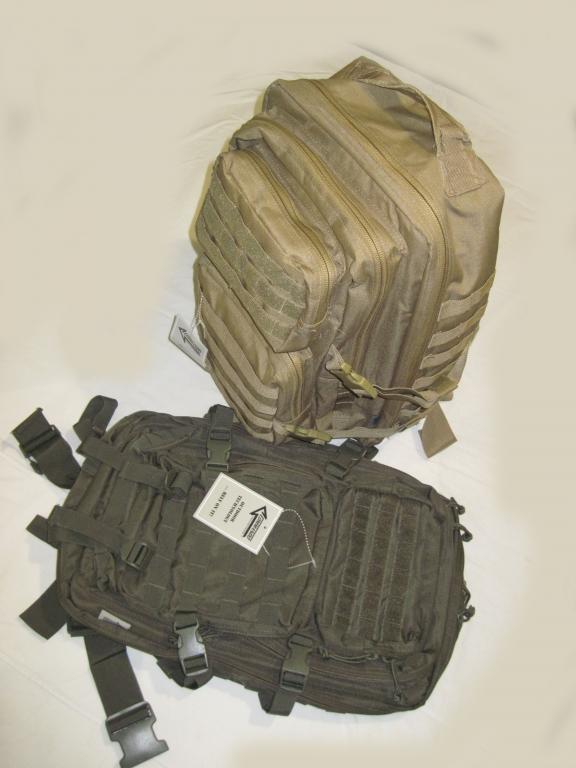 Рюкзак тактичний великий до 40 літрів Моллі, фото 1