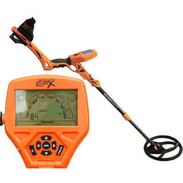 Металлоискатель Металошукач Ground EFX MX200E GPS