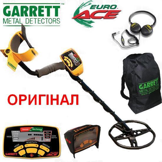 Металошукач Garrett Euro AСЕ 350