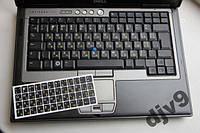 Наклейки на клавиатуру. Не прозрачные.