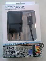 Зарядное устройство USB  5V 2A+micro USB