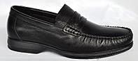 Туфли, мокасины мужские, натуральная кожа. Размеры 39, 40, 41,42. Comfortime O11223.