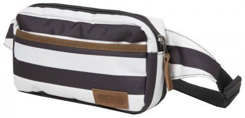 Особенная сумка на пояс Whit Eastpak EK60B43L черно-белый