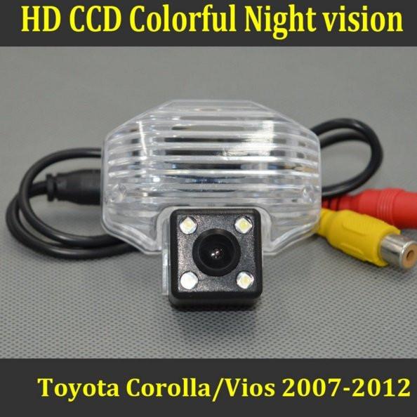 Камера заднего вида (Sony CCD) Toyota Corolla!