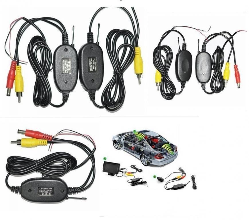 Авто система беспроводной передачи изображения