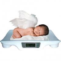 Весы для новорожденных Малятко (сняты с производства)