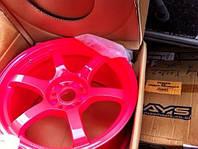 Флуоресцентная краска Noxton для дисков авто