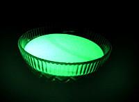 Невидимый светящийся порошок ТАТ 33 для краски - салатовое свечение - Noxton Technologies в Николаеве