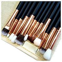 Набор кисточек для макияжа 12 шт. REXO