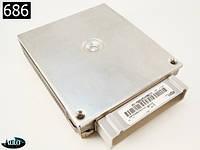 Электронный блок управления (ЭБУ) Ford Mondeo 1.6 16V Zetec-E 94-96г (L1J), фото 1