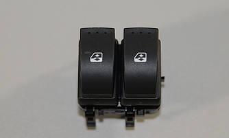 Переключатель стеклоподъёмника (водительский на 2 кнопки) на Renault Trafic 2001-> —  RENAULT  - 8200108269