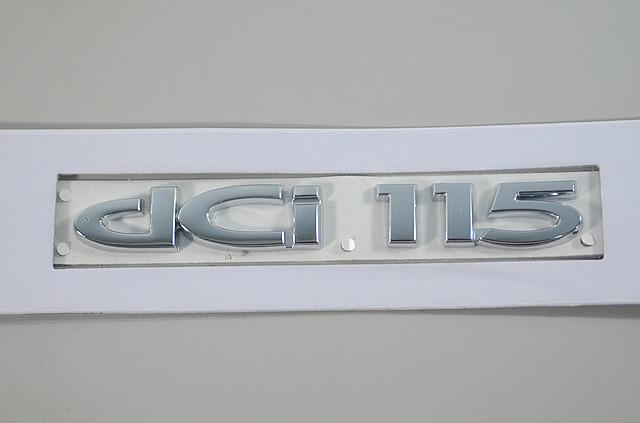 """Надпись """"dCi 115"""" на Renault Trafic  2006->  —  RENAULT Оригинал - 8200525660"""