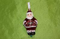 Новогодняя игрушка А 43 Санта Клаус, фото 1