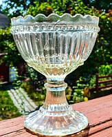 Старинная сахарница,ваза для джема,меда! Розетка!, фото 1