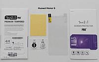 Глянцевая пленка Shezi для Huawei Honor 6