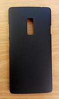 Бампер пластиковый черный матовый Oneplus Two