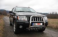 Кенгурятник Jeep Grand Cherokee  1999-2004