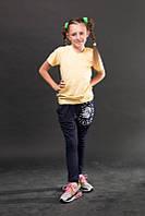 Детские брюки для девочки ЗОДИАК