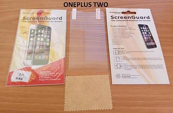 Глянцевая пленка Oneplus Two