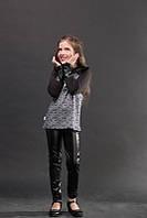 Детские брюки для девочки МОДА