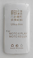 Силиконовый чехол Motorola Moto X Style, Moto X play, Moto X3 lux