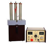 Измерение пробивного напряжения элементов изоляции электрооборудования