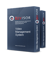 Revisor VMS: программа для видеонаблюдения Модуль распознавания автомобильных номеров (базовый комплект) (Revisor Software Lab)