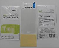 Защитная пленка для Meizu MX5 глянцевая
