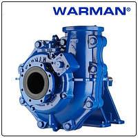 Ремонт и восстановление деталей проточной части насоса WARMAN (Варман)